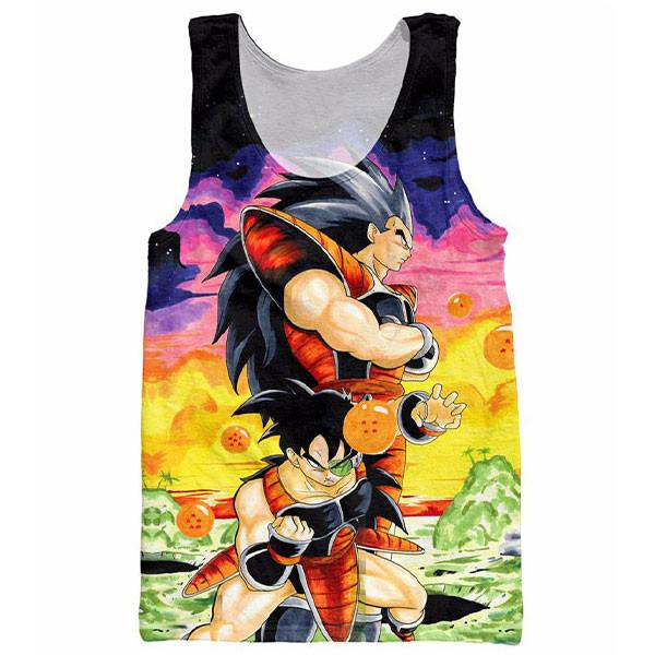Raditz Man Shirts