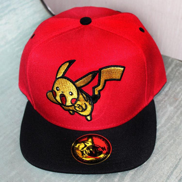 Red Pikachu Hat