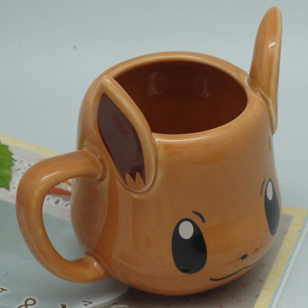Eevee Pokemon Mugs