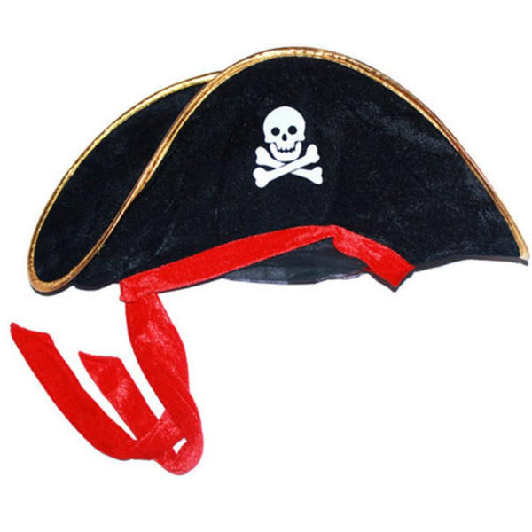 Fashion Pirate Captain Hat