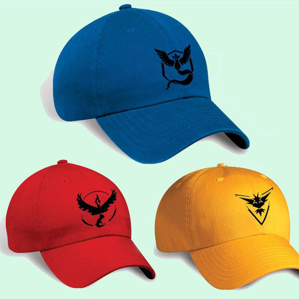 Pokemon Embroider Hat