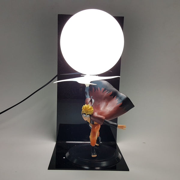 Naruto White Lamp