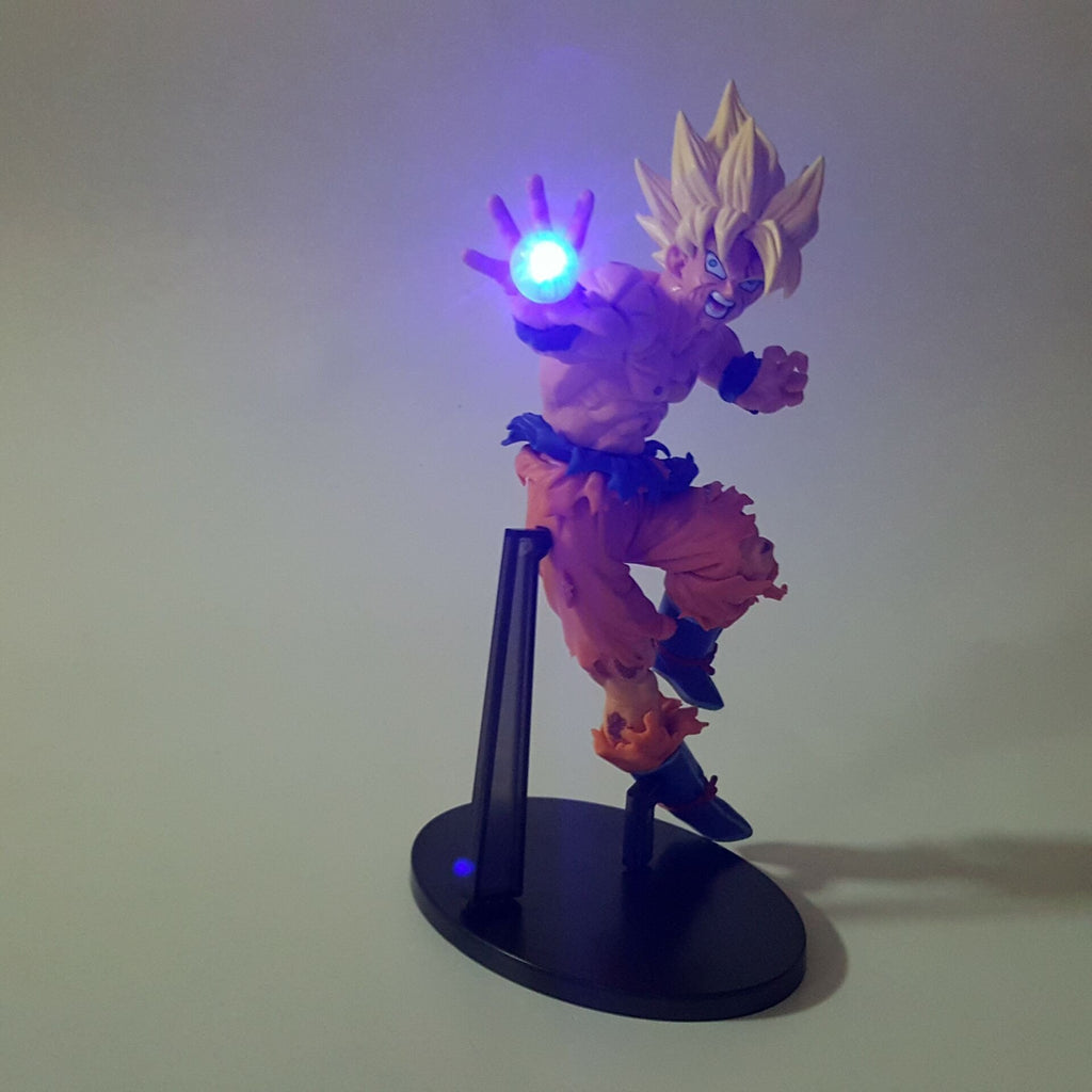 Goku Action Led Light