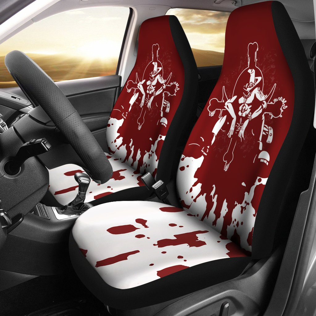One Piece Portgas D Ace Car Seat Cover AIO Hacks