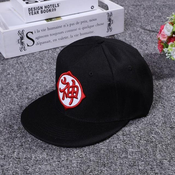 Black Dragon ball Z Baseball Hat