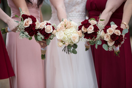 The Top 5 Colors That Look Good on All Bridesmaids