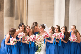 Choosing Bridesmaid Dresses For Your Outdoor Wedding