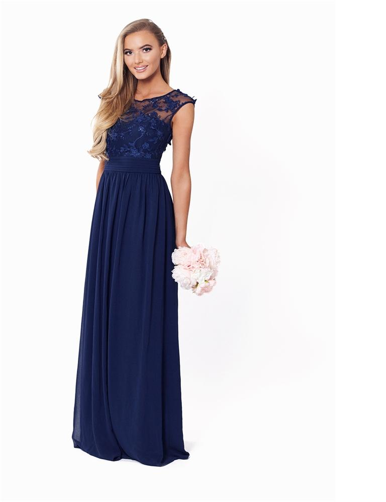 Beverley Bridemaid Maxi Dress