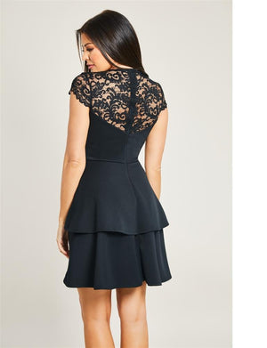 Sully Lace Mini Dress