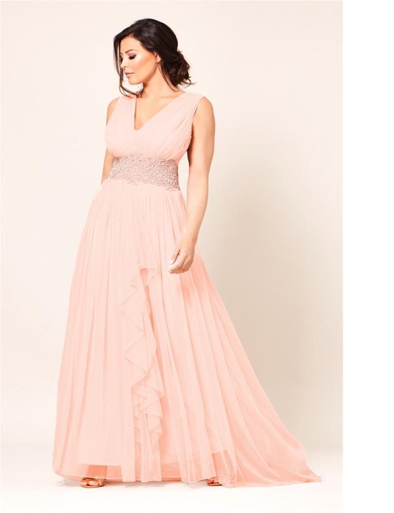 Alma Maxi Bridesmaid Dress