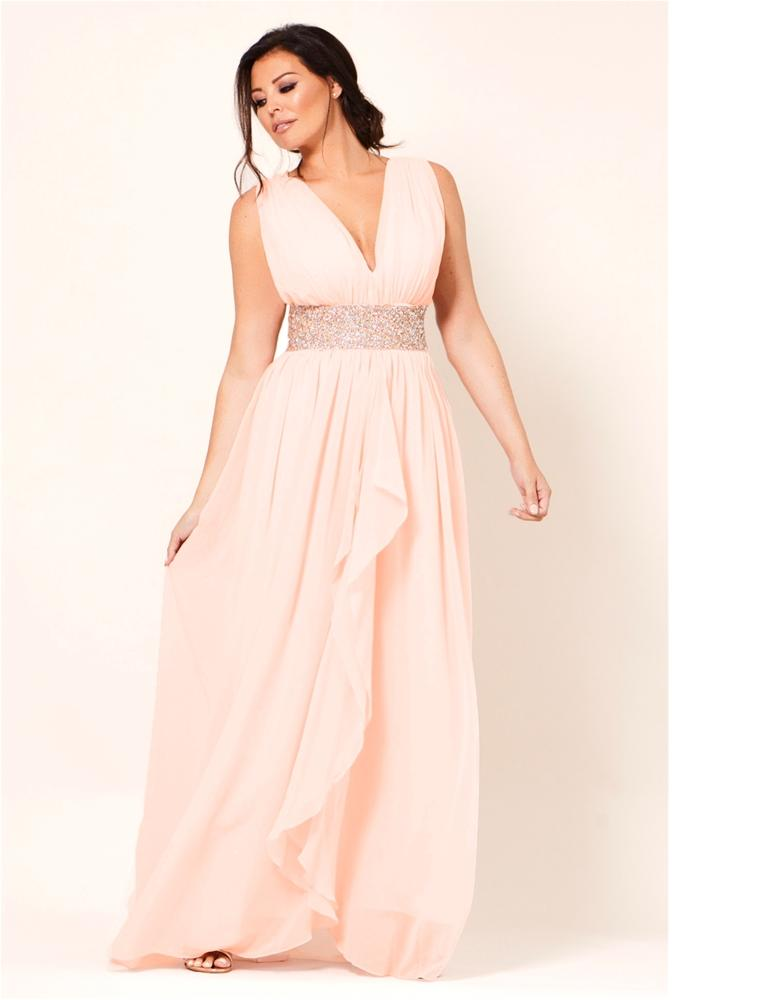 Abrianna Maxi Bridesmaid Dress