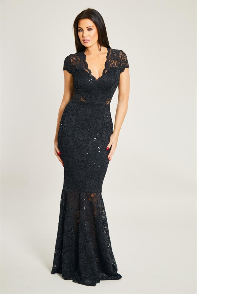 Kennedy Lace Maxi Dress