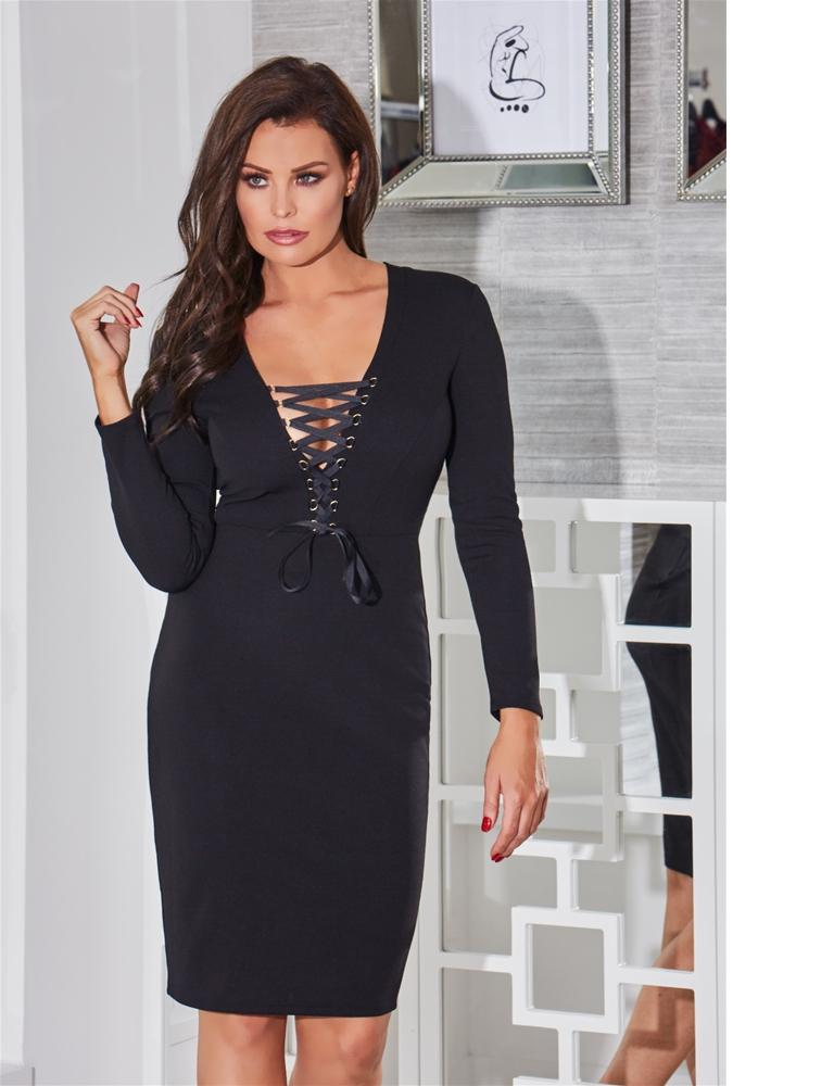 Zelia Long Sleeve Dress