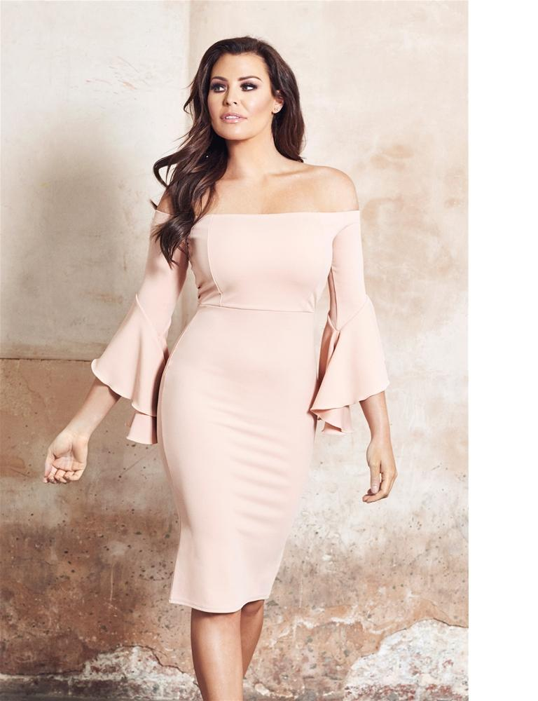 Jacquelyn Bodycon Dress