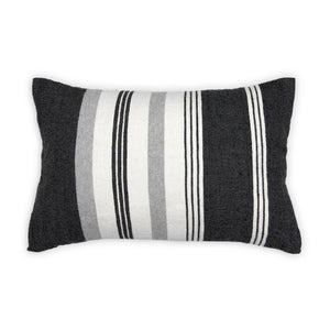 Moroccan Pom Pom Pillow - Thick and Thin