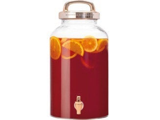 Drink Dispenser Copper