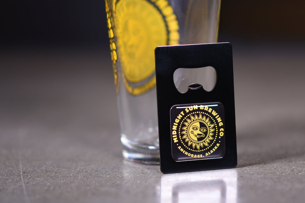 MSBC Bottle Opener Card
