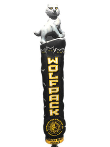 Wolf Pack Tap Handle