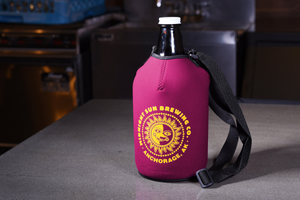 Insulated Growler Carrier