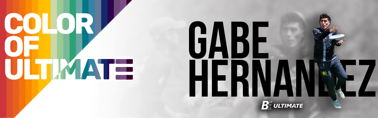 Gabe is Set to Compete in the Color of Ultimate Showcase Game