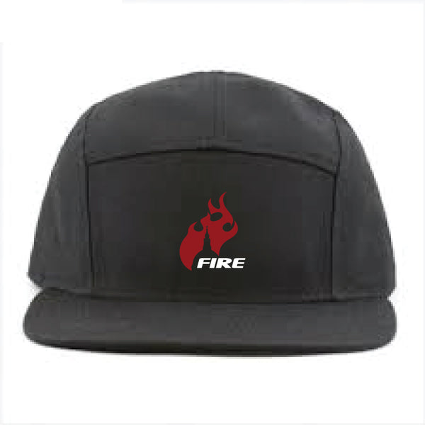 5 Panel Embroidered Hat | London Fire of London 2020