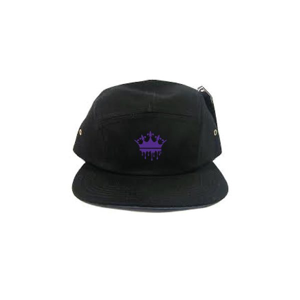 5 Panel Embroidered Hat | University of St. Thomas Purple Reign Spring 2021