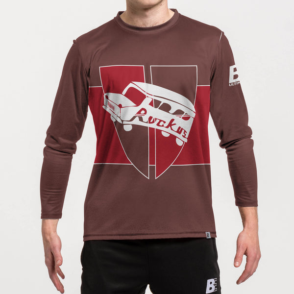 Full Sub N-Knit Long Sleeve Retro A | St Lawrence Ruckus Bus Alumni Store