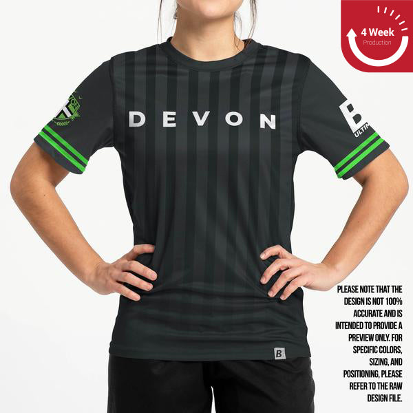 Official Replica Short Sleeve | Devon