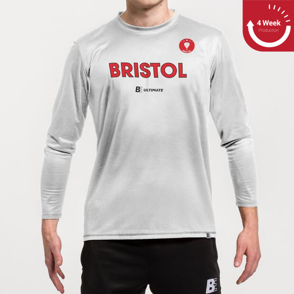 City Training Shirt Long Sleeve | Bristol