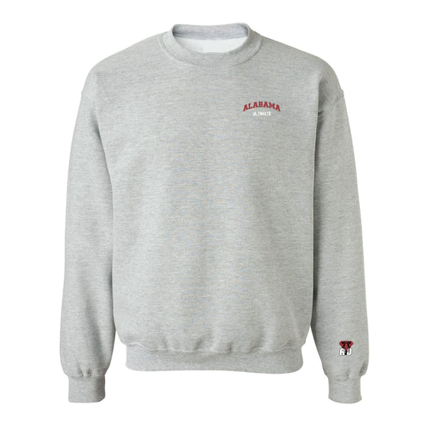 Alabama Ultimate plus Ramma Jamma Embroidered Crewneck | University of Alabama Ramma Jamma