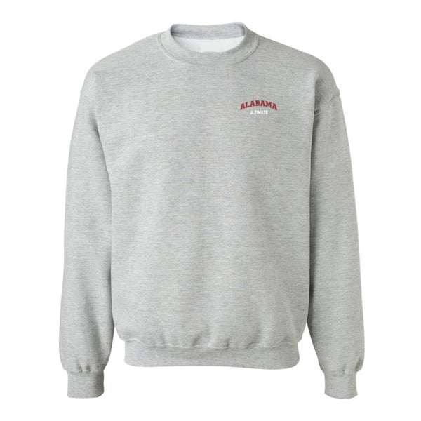 Alabama Ultimate Embroidered Crewneck | University of Alabama Ramma Jamma
