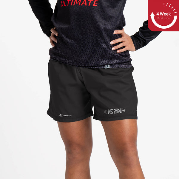Logo N-Weave Shorts | London Iceni
