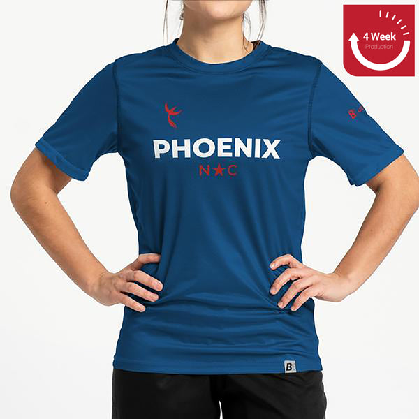 Logo Training Shirt Short Sleeve | Raleigh Phoenix