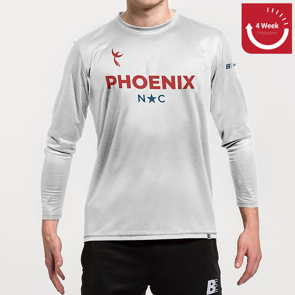 Logo Training Shirt Long Sleeve | Raleigh Phoenix