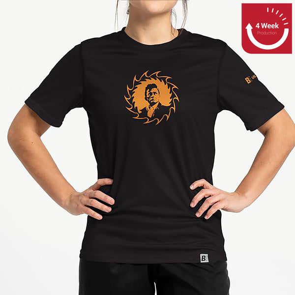Logo Training Shirt Short Sleeve | Raleigh Ring of Fire