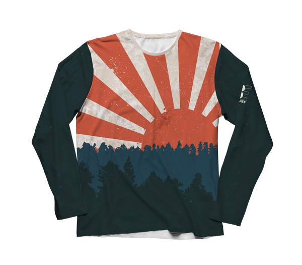 Ultilife || Rising Sun Long Sleeve