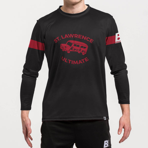 Full Sub N-Knit Long Sleeve Dark 2019 | St Lawrence Ruckus Bus Alumni Store