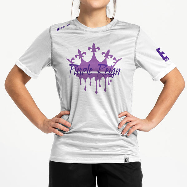 Spot Sub N-Knit Short Sleeve | University of St. Thomas Purple Reign Spring 2021