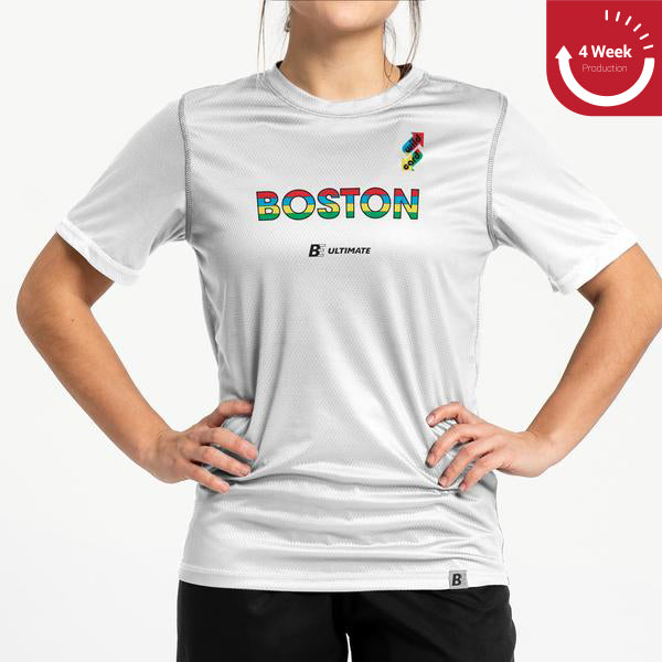 City Training Shirt Short Sleeve | Boston Wildcard