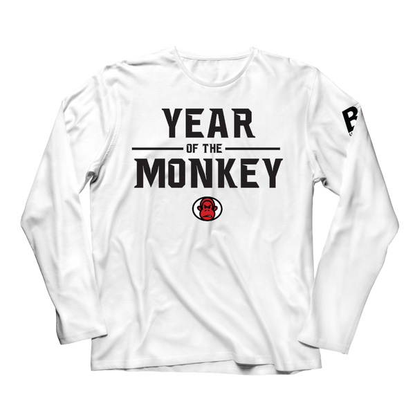 Furious George || Year of the Monkey N-Knit LS