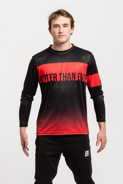 Full Sub N-Knit LS Jersey  || BE Ultimate