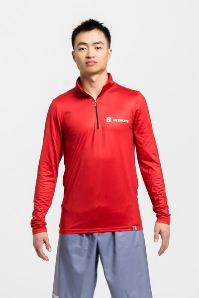 Full Sub SoftFlex 1/4 Zip LS || BE Ultimate