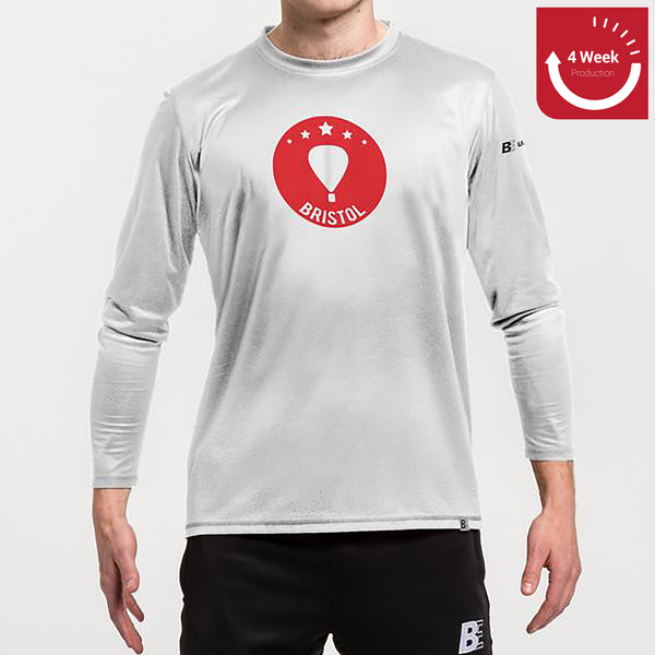 Logo Training Shirt Long Sleeve | Bristol