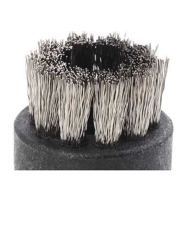 Small Stainless Steel Brushes (10)