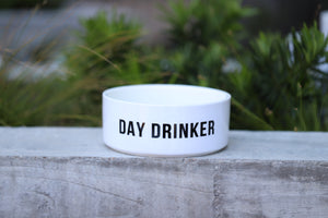 Day Drinker Bowl