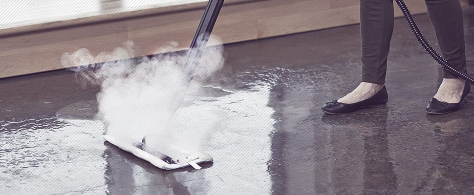 The Advantages of the Dupray SteamMop™