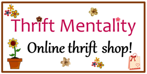 Thrift Mentality is an online thrift store that caters to the family.
