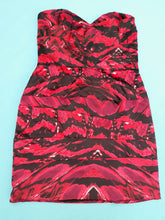 Womens Sleeveless Mini Party Dress Size 6 Brand Lipsy London