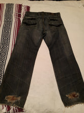 Mens Seduka Distressed Jean's Size 36