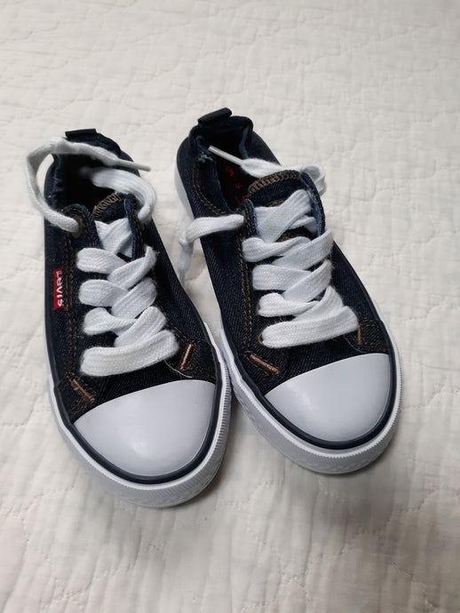 Childrens Kids Girls Levi's Sneaker Shoe Size 12